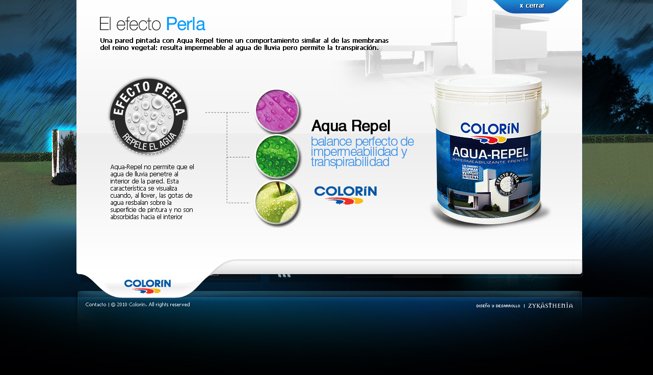 Colorín Aquarepel